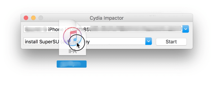 Cydia Impactor ( Install IPA Files on iPhone )