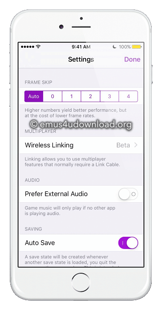 GBA4iOS Emulator ( iPhone and iPad )