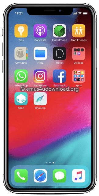 Chimera Jailbreak ( Download ) Emus4U App